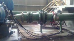O roubo de cabos foi considerado um problema da empresa concessionária de água (Foto: Arsam/Divulgação)
