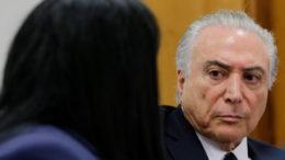 Brasília - DF, 16/11/2016. Presidente Michel Temer durante reunião no Palácio do Planalto com a bancada do Espirito Santo no Congresso. (Brasília - DF 16/11/2016). Foto: Marcos Corrêa/PR