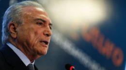 Brasília - Presidente Michel Temer discursa no lançamento do Projeto Brasil Futuro 2ª Edição (Beto Barata/PR)