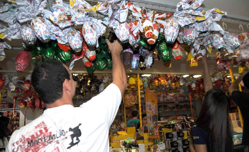 Venda loja (Foto: José Cruz/Agência Brasil)