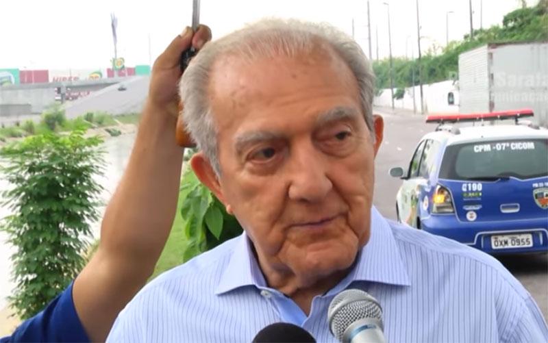 Phelippe Daou morre no mesmo ano que os demais sócios da Rede Amazônica Joaquim Margarido e Milton Cordeiro (Foto: Reproduçao)