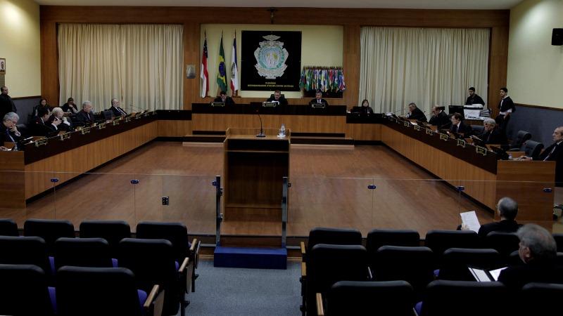 O plenário do TJAM julga nesta terça-feira pedido do juiz Jomar Fernandes, interessado na vaga (Foto: TJAM/Divulgação)