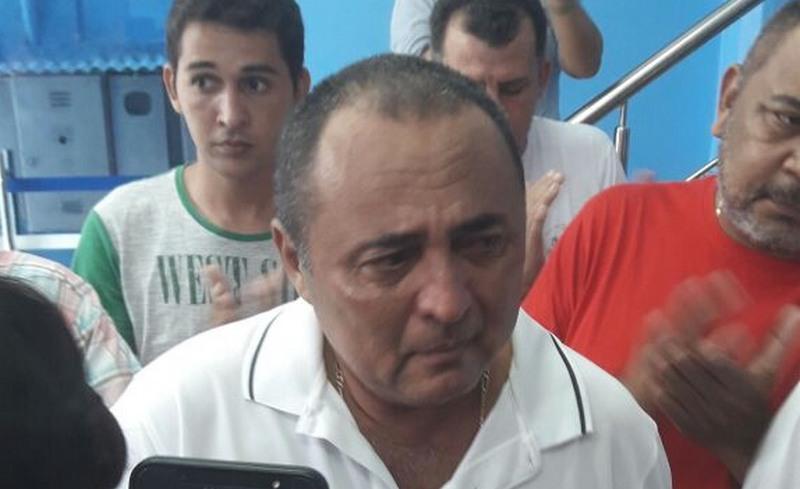 Valdemir Santana - Foto: george Cúrcio