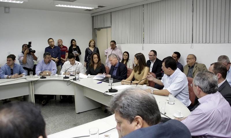Suframa (Foto: Mário Oliveira/Semcom)