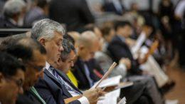 Os secretários e subsecretários terminam o ano com a incerteza de que permanecerão no cargo (Foto: Semcom/Divulgação)