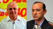 Serafim Corrêa é um aliado do governador José Melo na Assembleia Legislativa e pode substituir Afonso Lobo (Fotos: Divulgação)