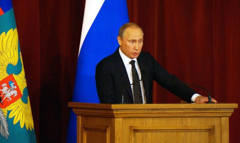 Vladimir Putin (Foto: MFA Rússia/Fotos úblicas)