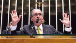 Eduardo Cunha está preso desde o dia 19 de outubro por determinação do juiz Sérgio Moro (Foto: Zeca Ribeiro/Câmara dos Deputados)