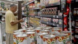 Alimentos inflação (Foto: Wilson Dias/ABr)