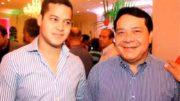 O comentário na cidade é de que Adail Filho vai nomear o pai para a Secretaria de Obras (Foto: Reprodução)