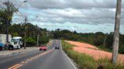 Duplicação da estrada do Tarumã (Anel Sul) custará R$ 8,1 milhões por quilômetro só o pavimento (Foto: Valmir Lima)