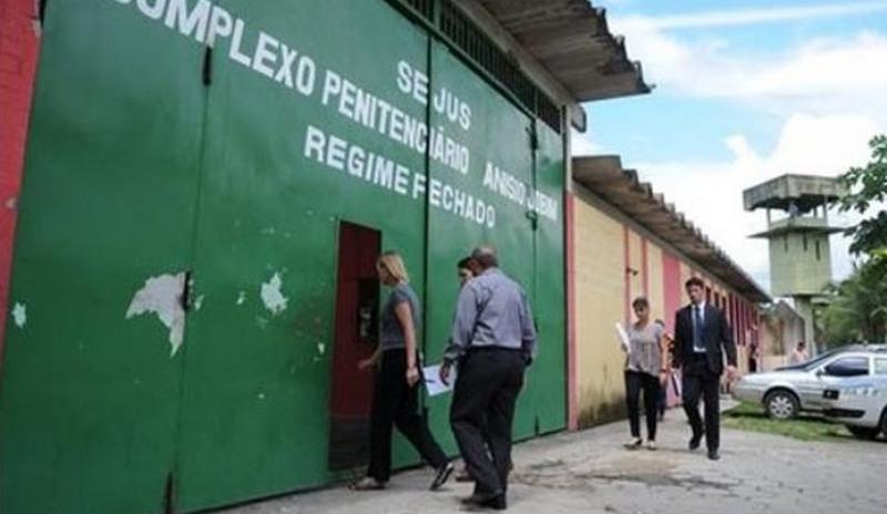 Oito detentos do Amazonas são transferidos para presídio federal no Rio Grande do Norte