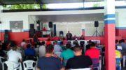 Assembleia Geral realizada neste sábado na Associação de Cabos e Soldados do Amazonas (Foto: Divulgação)