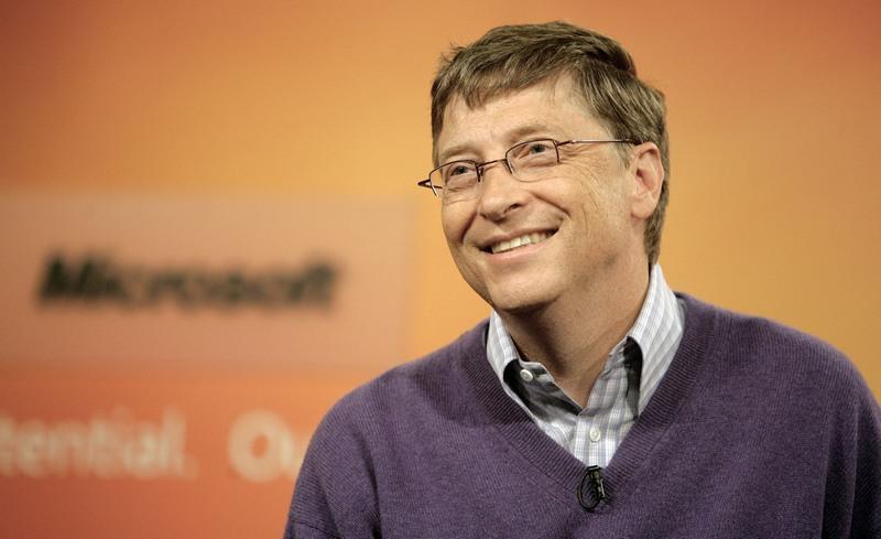 Bill Gates (Foto: Microsoft/Divulgação)