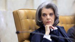 Cármen Lúcia afirmou que aquilo que afetar estados e municípios e for judicializado, tem preferência (Foto> Fellipe Sampaio/STF)