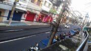 Avenida Eduardo Ribeiro (Foto: Waldenize Santana/Divulgação)
