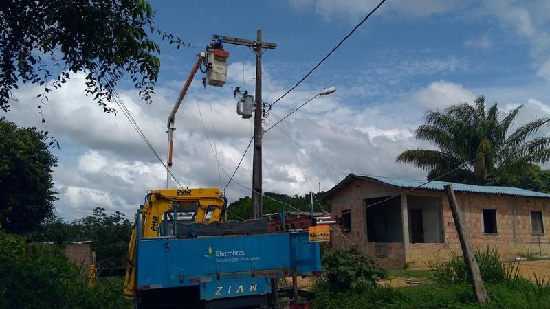 energia (Foto: Eletrobras/Divulgação)