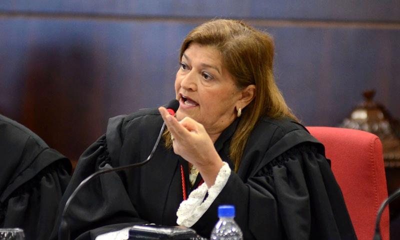 Ministro do STJ dá prazo de 15 dias para Encarnação Salgado explicar denúncias