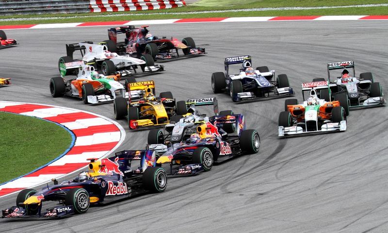 Fórmula 1 (Foto: FIA/Divulgação)