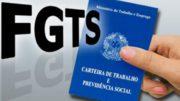 FGTS (Foto: ABr/Agência Estado)