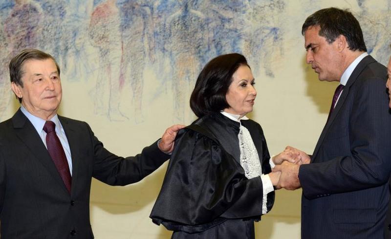 Laurita Vaz (Foto :Isaac Amorim /AG:MJ/Fotos Públicas)