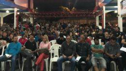 Policiais civis votaram por greve geral a partir da próxima quarta-feira em assembleia, nesta quarta, 18 (Foto: PC-AM/Divulgação)
