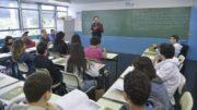 Professor (Foto: Wilson Dias/ABr)