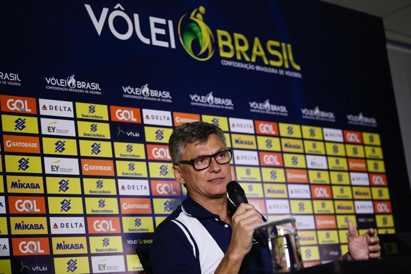 Renan Dal Zotto (Foto: CBV/Divulgação)
