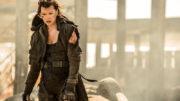 Milla Jojovich, atriz principal da série Resident Evil (Foto: Universal Studio/Divulgação)