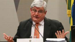 O Procurador Geral da República, Rodrigo Janot foi convidado para falar sobre a 'Lava Jato' (Fotos: Fotos Públicas)