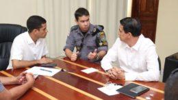 Sidney Leite, que já foi prefeito de Maués por três mandatos, participou ativamente da campanha de Junior Leite (Foto: Divulgação)