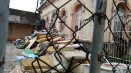 Depois da rebelião de domingo, Seap trancou presos nas celas e proibiu o contato com eles (Foto: Divulgação)