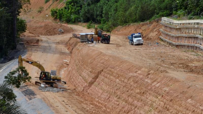 Amazonino inaugura último trecho da Avenida das Torres, nesta sexta