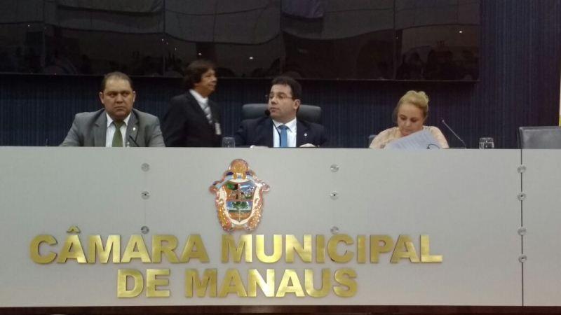 O atual presidente da CMM vai permanecer no cargo por mais dois anos (Foto: Rosiene Carvalho)