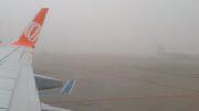 Neblina em Manaus deixou a visibilidade comprometida desde as 11h da noite de sexta-feira, 24 (Foto: Divulgação)