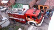 Bombeiros (Foto: Corpo de Bombeiros/Divulgação)