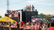 Carnaval banda (Foto: Ingrid Anne/Semcom)