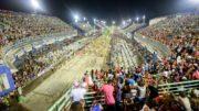 Carnaval sambódromo (Foto: Bruno Zanardo/Secom)