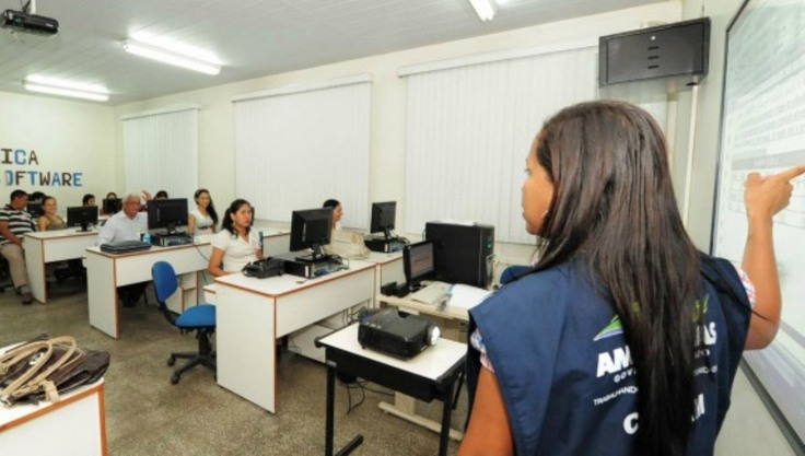 Cetam (Foto: Secom/Divulgação)