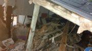 Chuva casa desaba (Fotos: Adriano Pantoja/Divulgação)