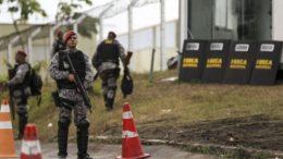 Compaj segurança (Foto: Marcelo Camargo/ABr)