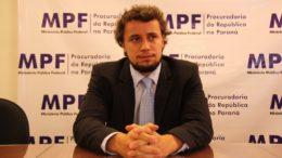 Diogo Castor de Mattos (Foto: Ascom PRPR/Divulgação)