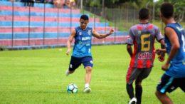 Fast treino (Foto: Sejel/Divulgação)