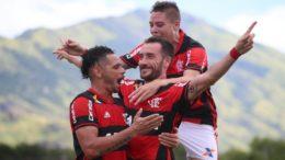 Flamengo (Fotos: Gilvan de Souza/Flamengo)