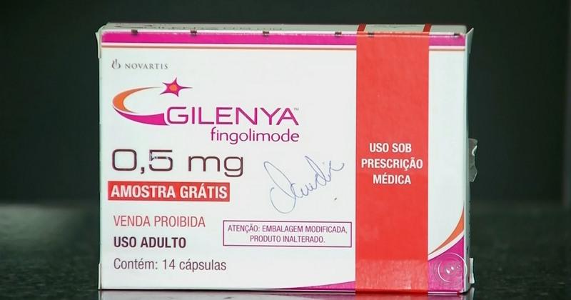Gylenia (Foto: Globonews/Reprodução)