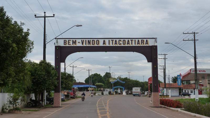 Itacoatiara (Foto: Sindireceita/Divulgação)