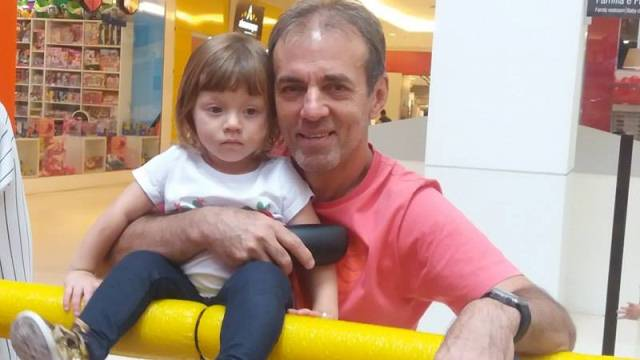 Jefferson Coronel e a princesa