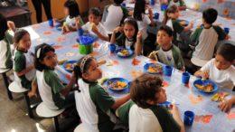 Lanche escolar (Foto: ADS/Divulgação)