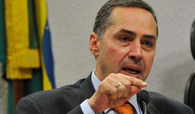 Luis Roberto Barroso (Foto: Antônio Cruz/ABr)