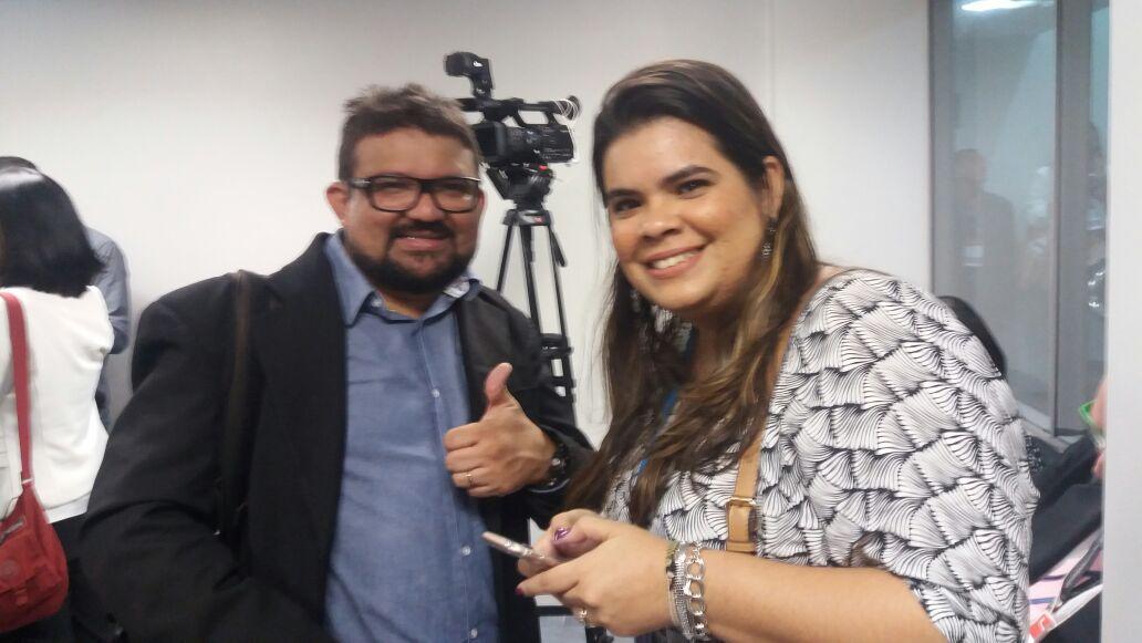 Mário Oliveira e Áquila Sicsú